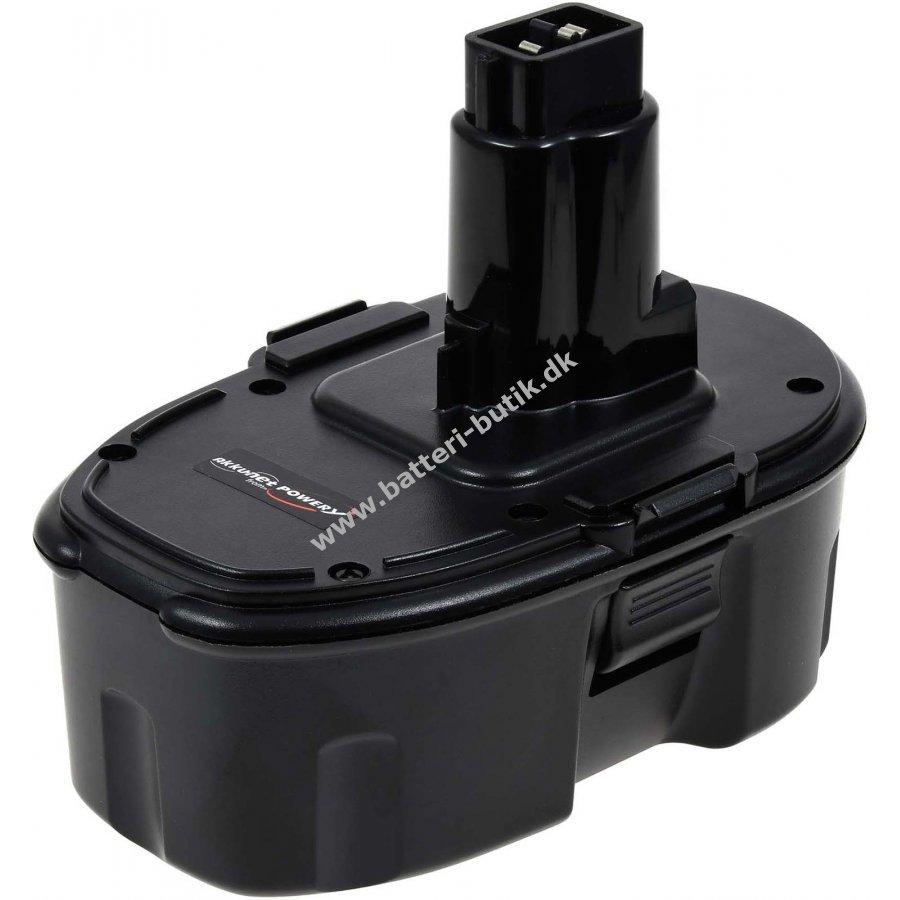 Batteri til DEWALT Typ DE9096 :: batteri-butik.dk :: Hurtig levering