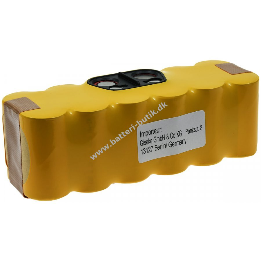 Moderigtigt Batteri til støvsuger iRobot Roomba APS 500 Serie :: batteri-butik PY66