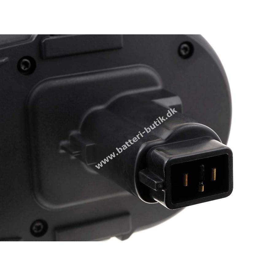 Batteri til Dewalt Typ DE9095 2000mAh NiMH :: batteri-butik.dk :: Hurtig levering