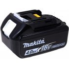 Batteri til Makita Type BL1840 4000mAh Original