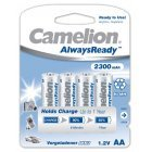 Camelion HR6 Mignon AA AlwaysReady 4er Blister 2300mAh