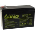 KungLong batteri til UPS APC Back-UPS BK350-IT