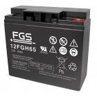 FGS 12FGH65 High Rate Blybatteri 12V 18Ah