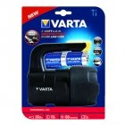 Varta Lygte 3 Watt LED Indestructible Beam Lanterne 4C